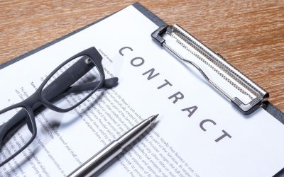 Valid real estate contract image